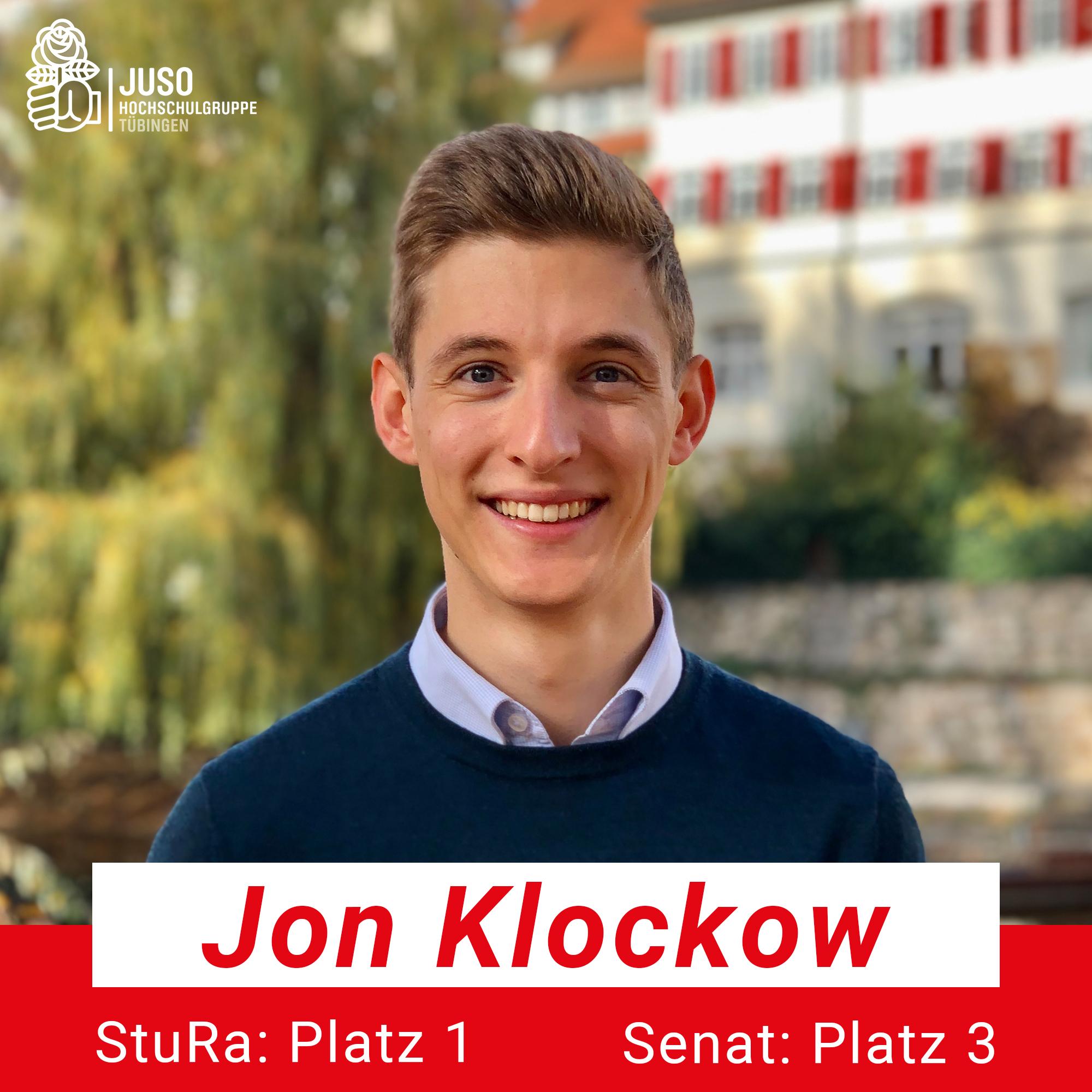 Jon Klockow